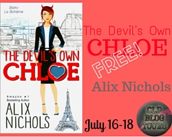 The Devil's Own Chloe Button